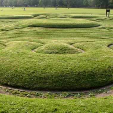 Turf Maze Saffron Walden