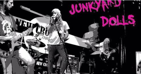 Junkyard Dolls