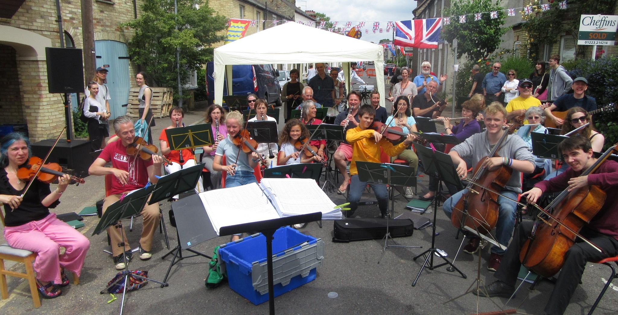 Mawson Road Community Orchestra