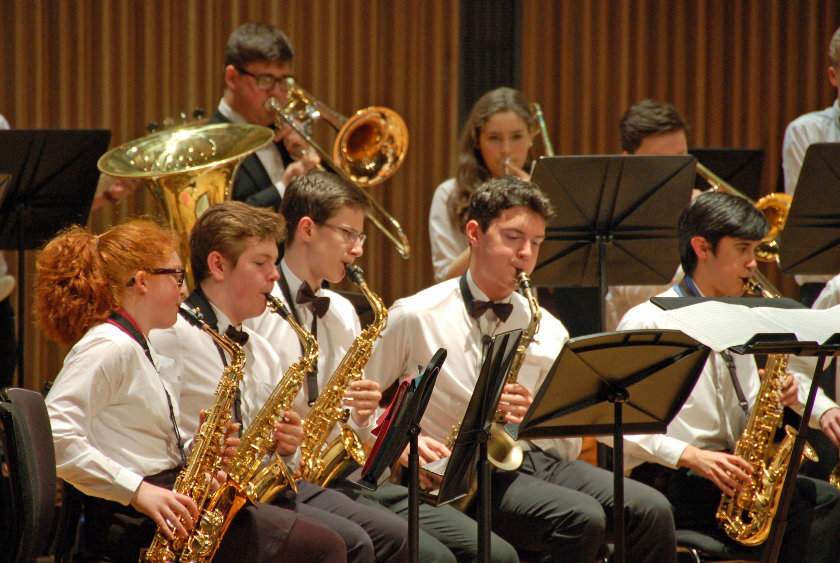 SWCHS Jazz Band