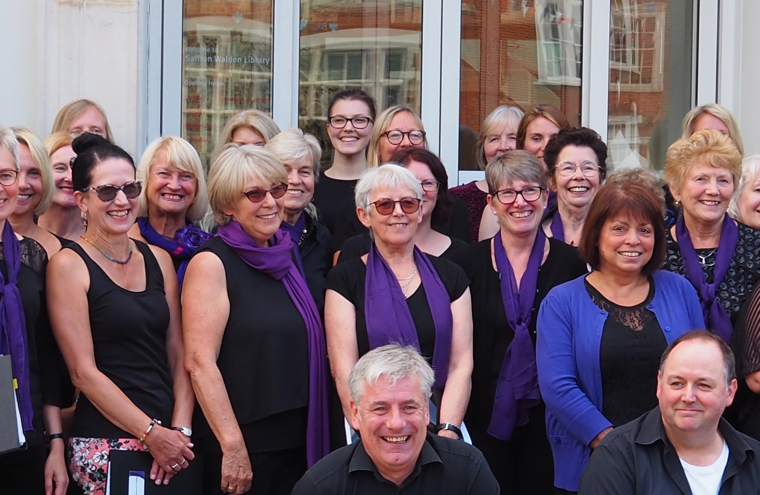 Saffron Building Soc. Community Choir