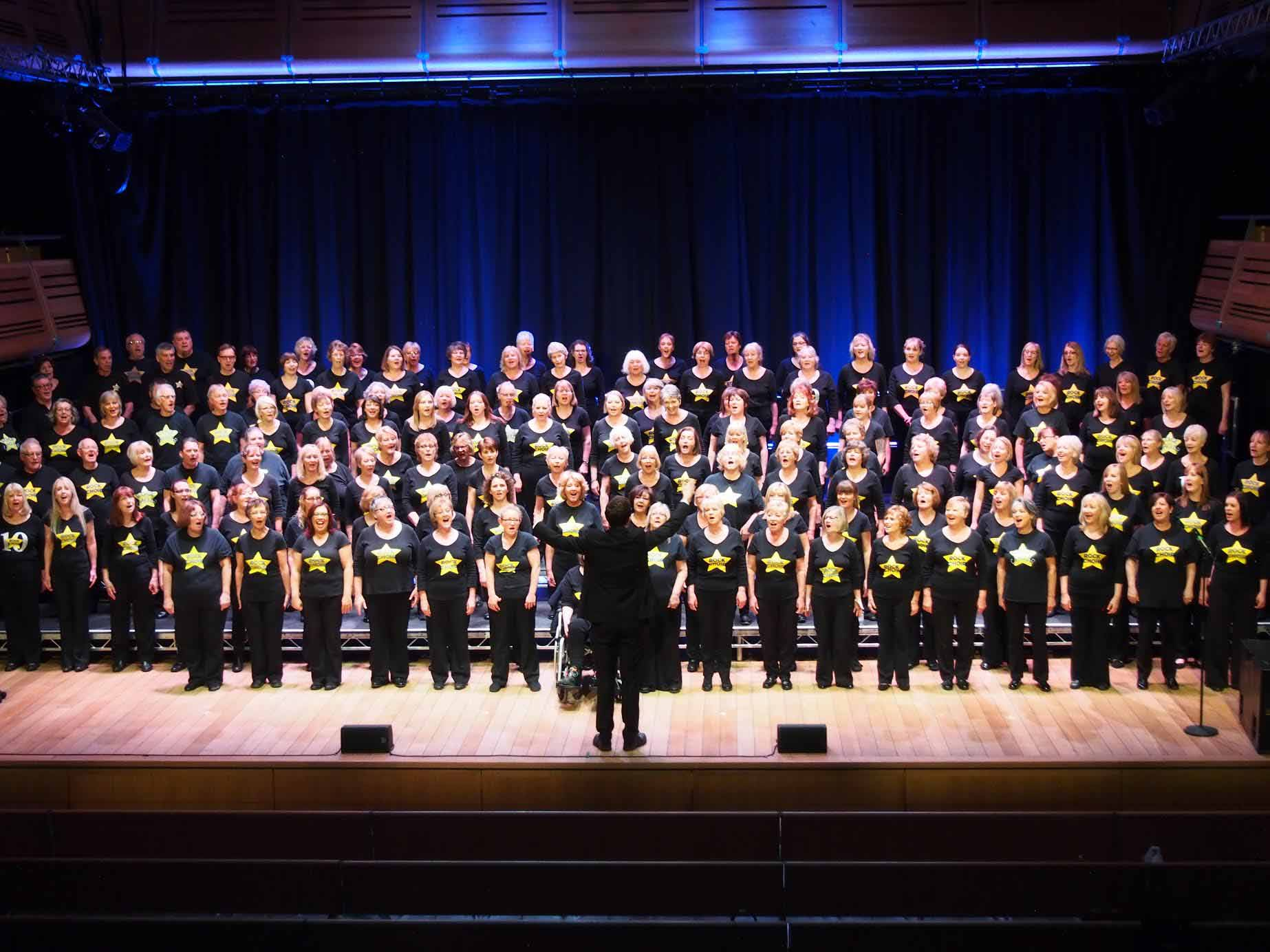 Saffron Walden Rock Choir