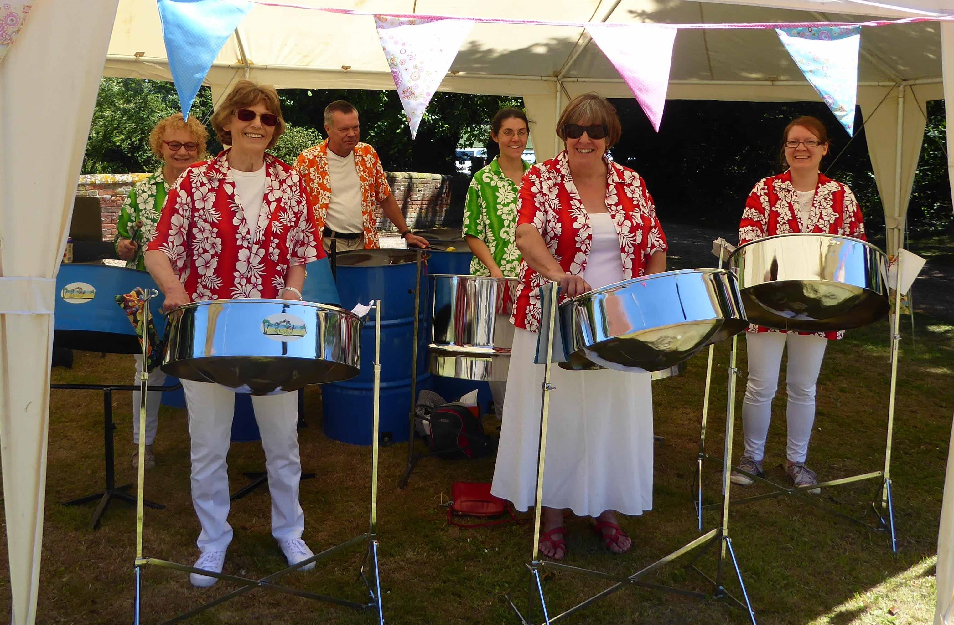 Sawston Steel Band