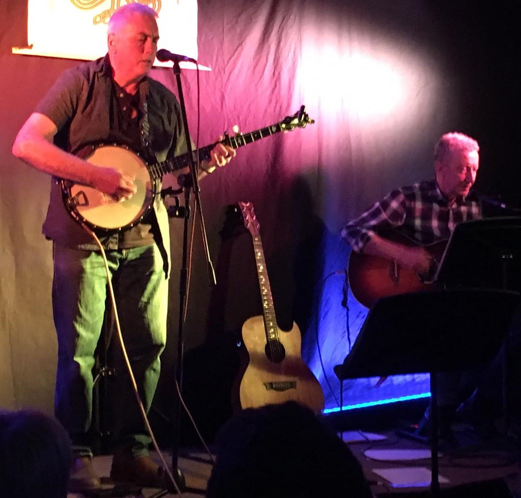 Kevin Sporle & Dave Kenny