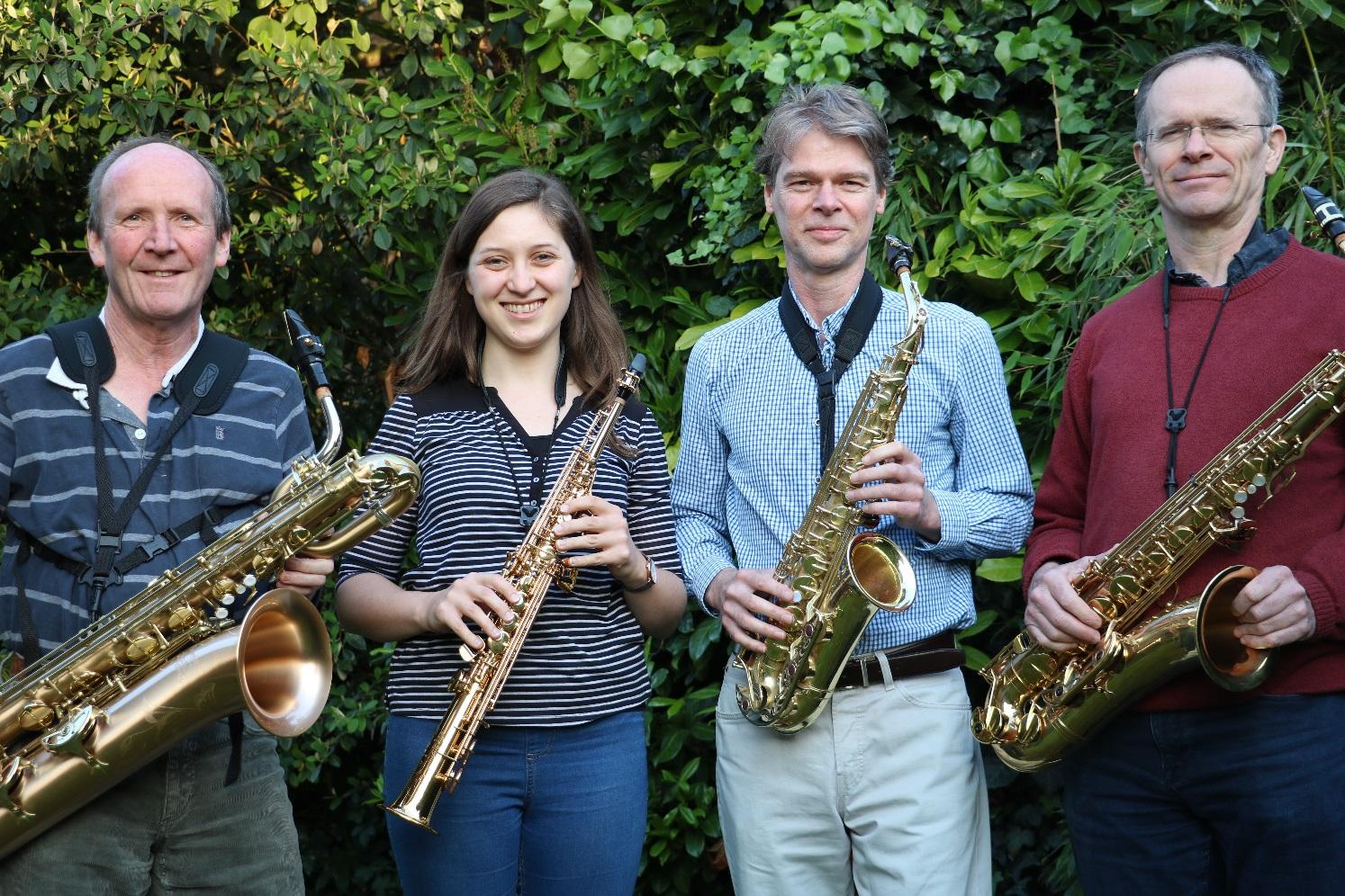 Newton Sax Quartet
