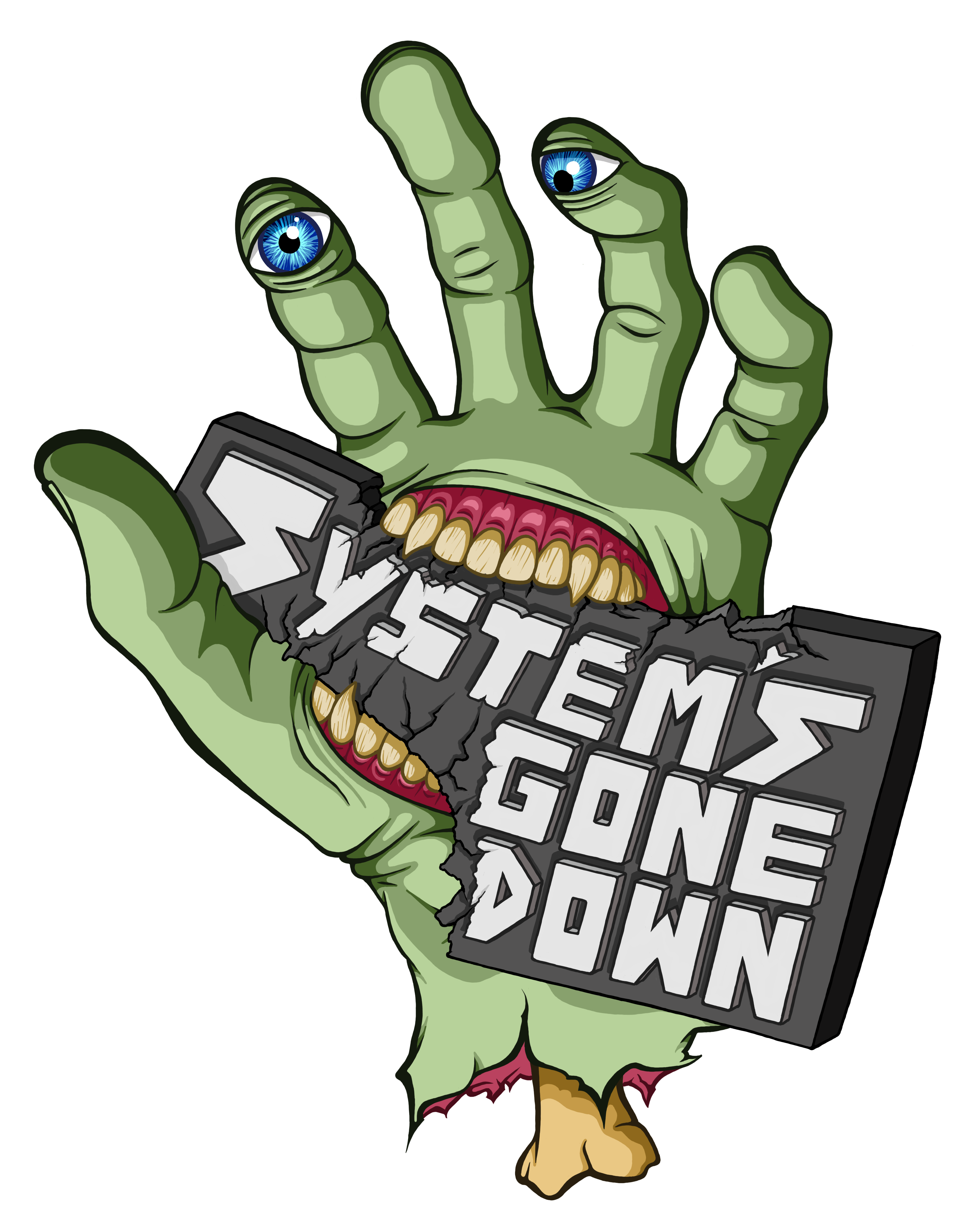 System's Gone Down