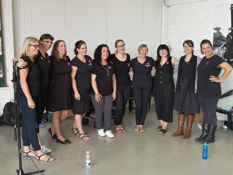 Wimbish Military Wives Choir